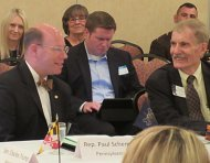 Quad-State Lawmakers met in WV to discuss regional issues